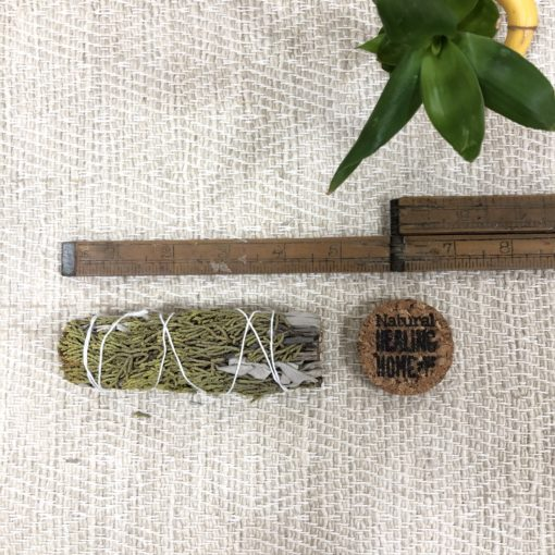 Juniper & White Sage Smudge Bundle - Protection & New Beginnings
